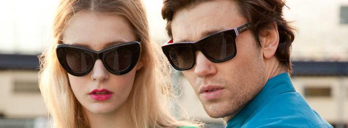 Få dine solbriller hurtigt leveret hos Sunglasses Shop