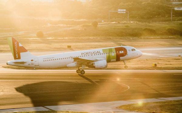 Portugisiske TAP flyver til hele verden.