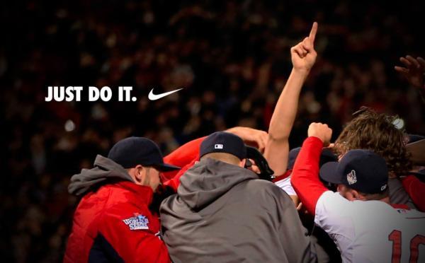 Nikes slogan.