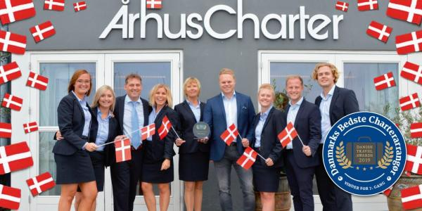 Holdet bag Århus Charter.