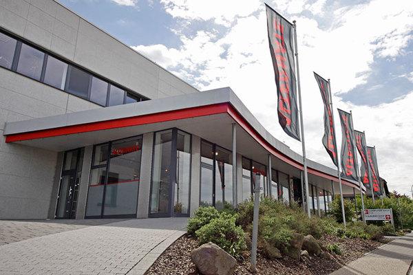 Alternates hovedkvarter i Tyskland.