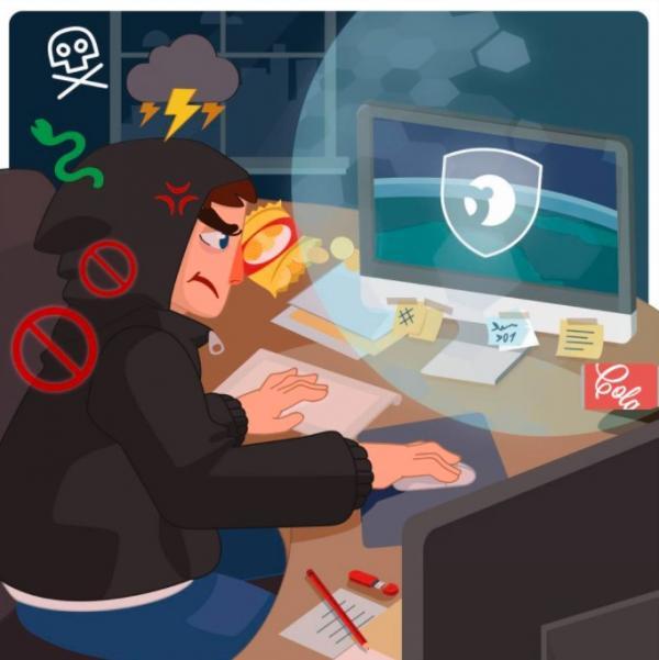 Panda Security beskytter mod cybertrusler.
