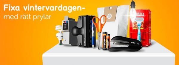 Produkter fra InkClub - her den svenske side.