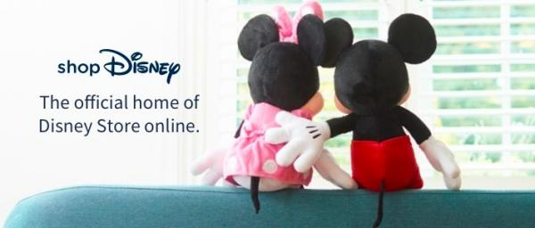 Produkter fra Disney Store.