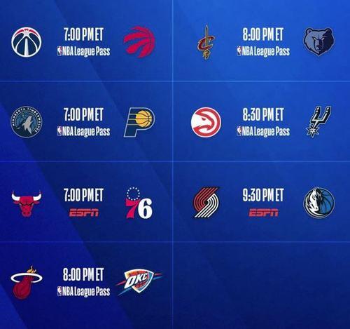 Med 1230 kampe per sæson er der altid masser af underholdning med NBA League Pass.