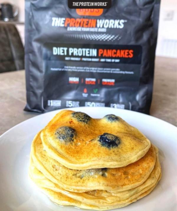 Lækkerier fra The Protein Works.
