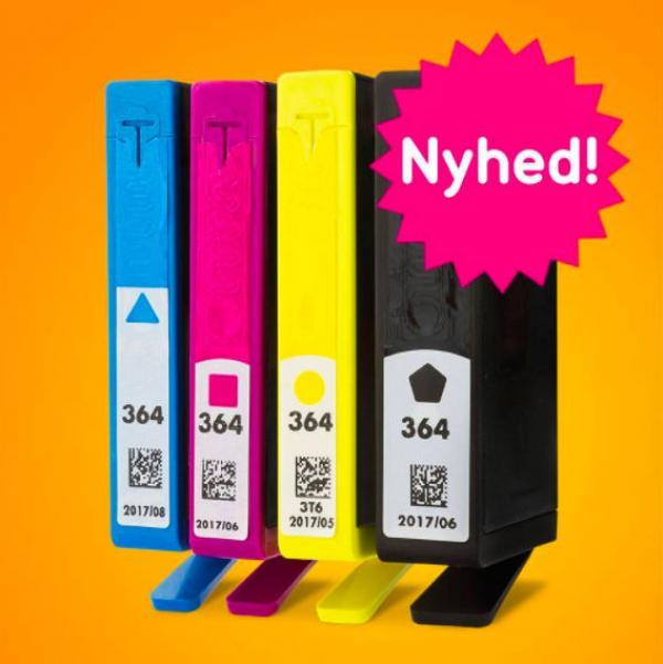 InkClub har et stort udvalg af printerblæk.