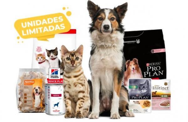 Miscota har alt til både hundenen og katten.