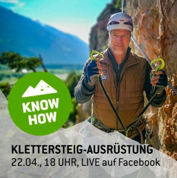 Workshop på de sociale medier med Bergfreunde.