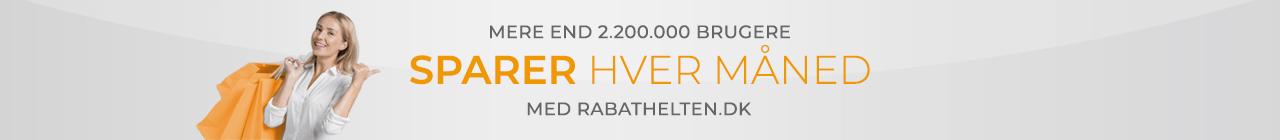 2.200.000+ brugere sparer penge hos os hver måned.